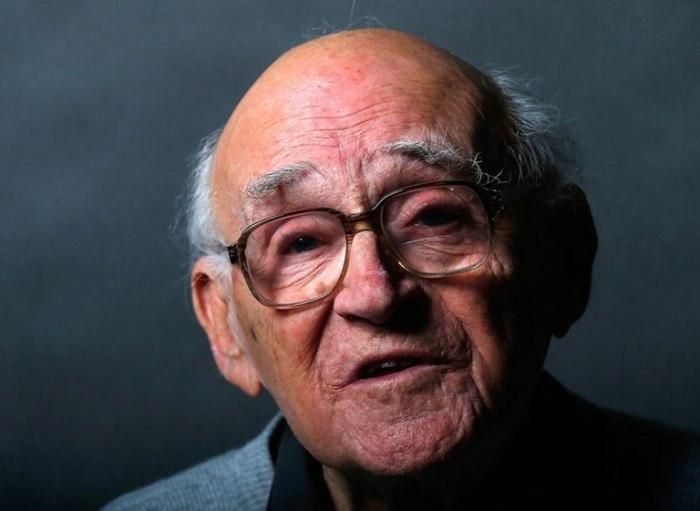 Ласло Бернату (Laszlo Bernath) уже 87 лет.