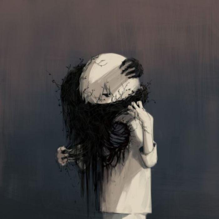 Я и мои страхи. Автор: avogado6.