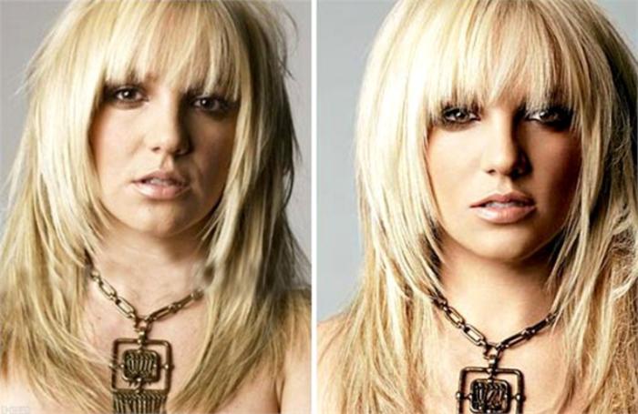 Всемогущий Photoshop вновь творит чудеса: 10 снимков знаменитостей до и после ретуши