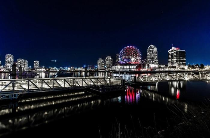 Ванкувер, Канада.