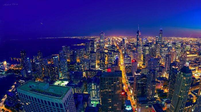 Чикаго, США.