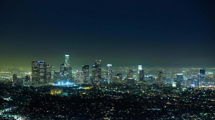 Лос-Анджелес, США.
