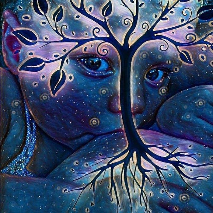 Приложение Древо жизни - настоящее волшебство.