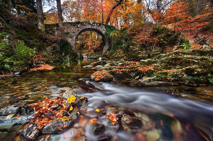 27 старинных и загадочных мостов со