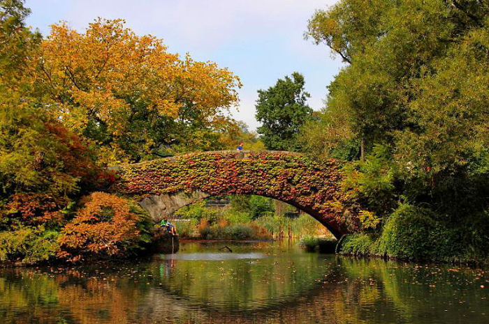 Старинные и загадочные мосты со всего