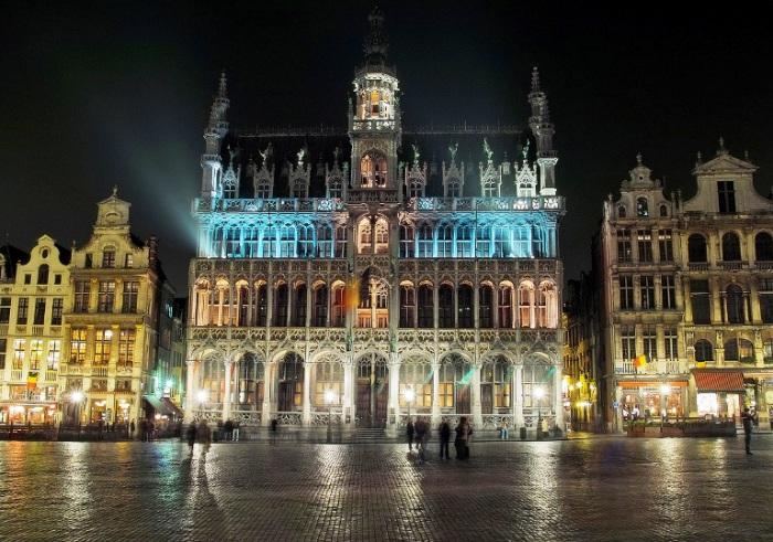 Брюссель. Бельгия.