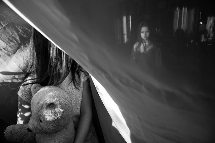 1-е место: Игра со светом. Автор: Ольга Агеева, Россия.