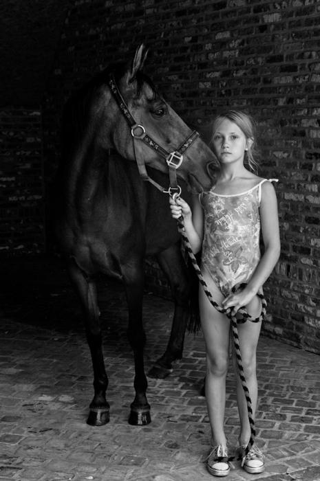 Заклинатель лошадей. Автор: Anna Ajtner, Нидерланды.