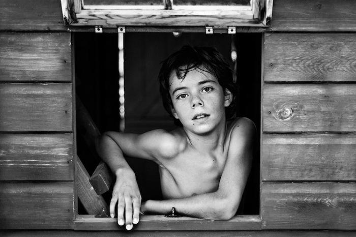 Взгляд. Автор: Oriano Nicolau, Испания.
