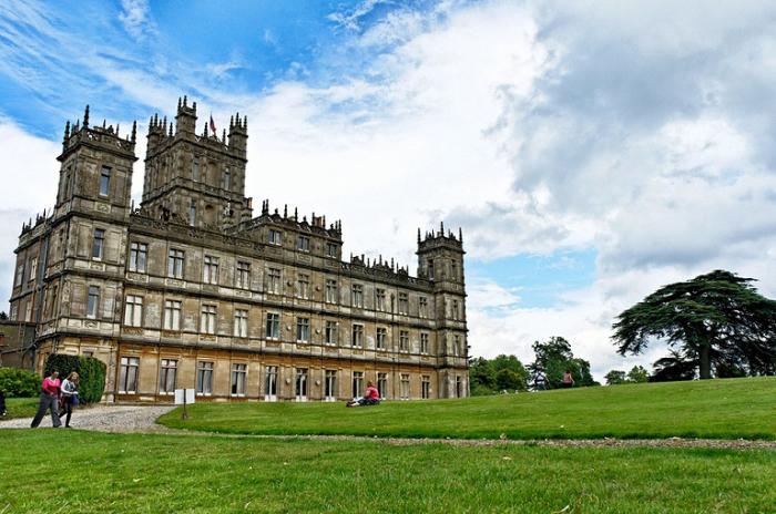 Замок Хайклер, Соединенное Королевство.