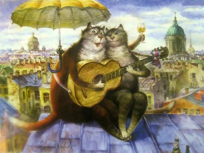 Петербургские коты купить спб