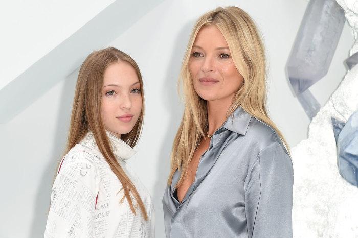 Кейт и её дочь. \ Фото: marieclaire.com.au.