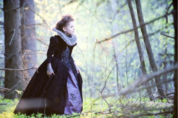 Приключения маленькой королевы.