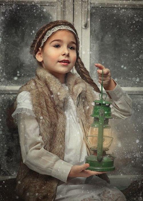 Волшебный фонарь.