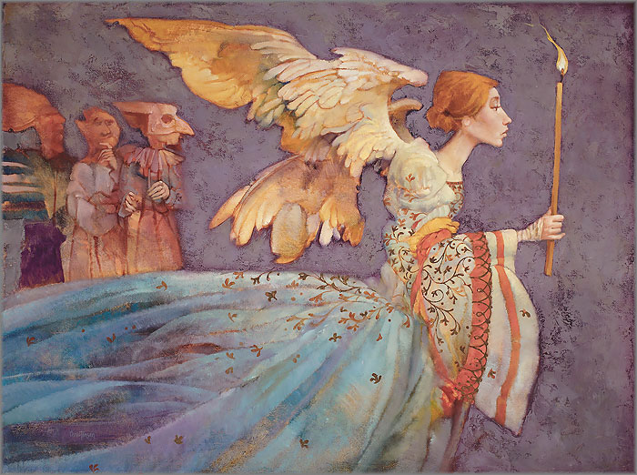 Ангел. Автор: Christensen James C.