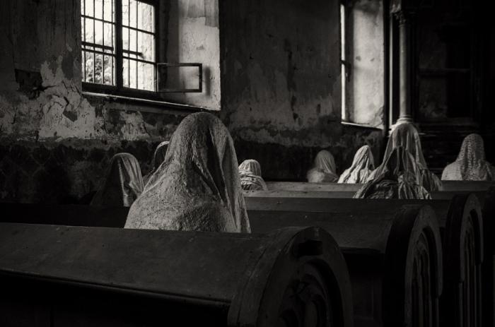 Призрак. Автор фото: Конни Херприх.