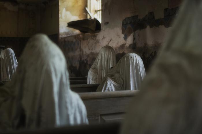 Моменты молчания. Автор фото: Стефан Бауманн.