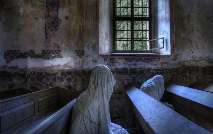 Святой Дух. Автор фото: Ники Фейджен.