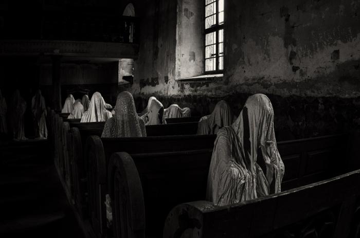 Призраки. Автор фото: Конни Херприх.