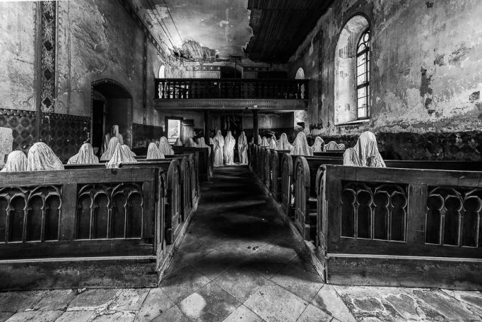 Дух церкви. Автор фото: Соня Лотнер.