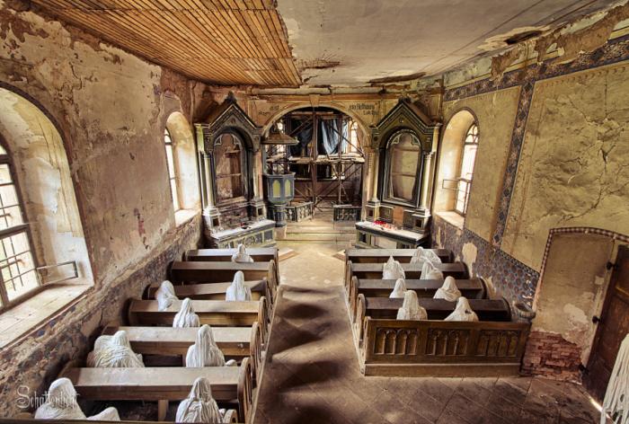 Мой дом – дом молитвы. Автор фото: Йоханнес Беркхарт.