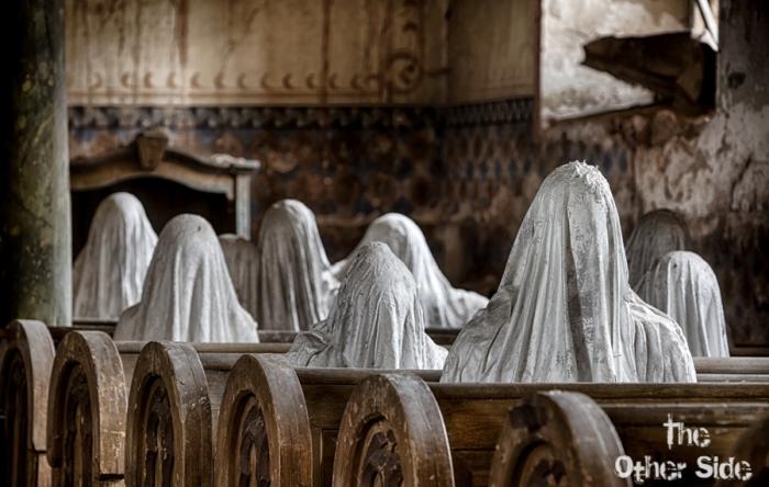 Церковь с призраками. Автор фото: Дэвид Ван Бейл.