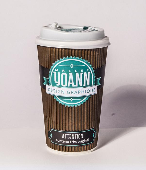 Cup by Yoann.