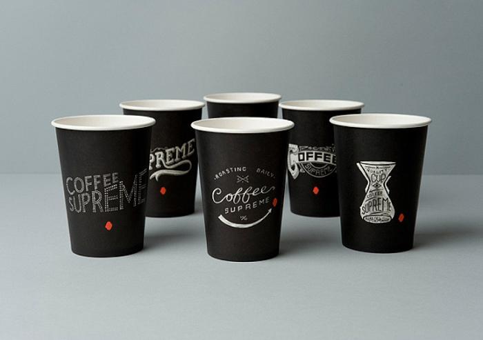 Кофе SUPREME.