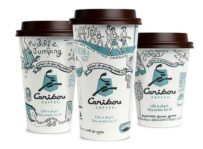 Caribou Coffee Анна Джакомини.