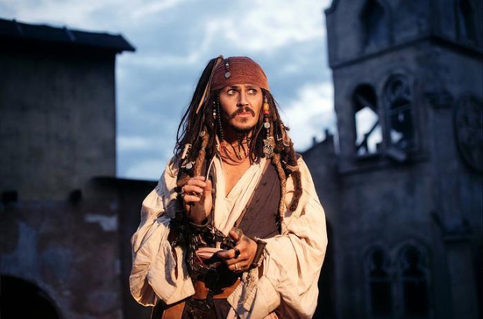 Косплей. Пираты Карибского моря.