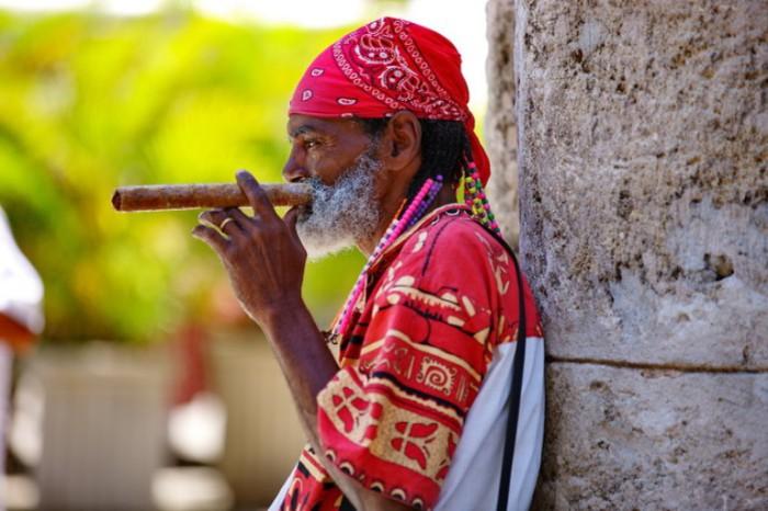 Кубинские сигары.