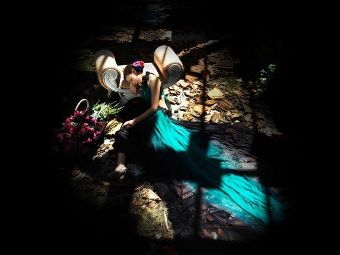 Красочная фотография от Kevin Then - Воспоминания, сновидения, размышления.