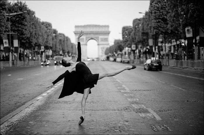 Проект Балерины. Автор: Dane Shitagi.