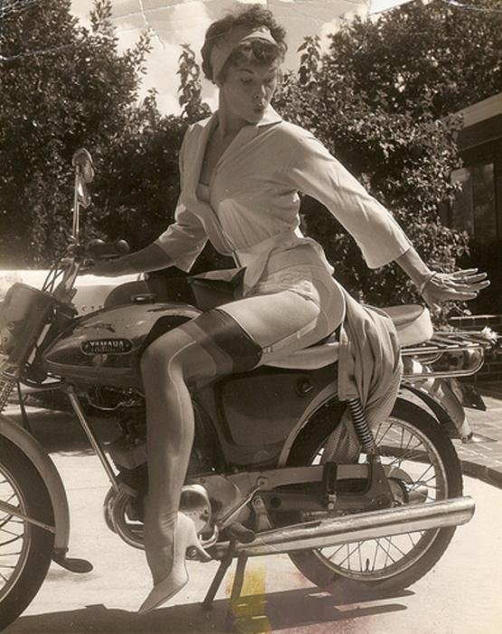 Джанет Рэй (Janet Rae) 1957 год.