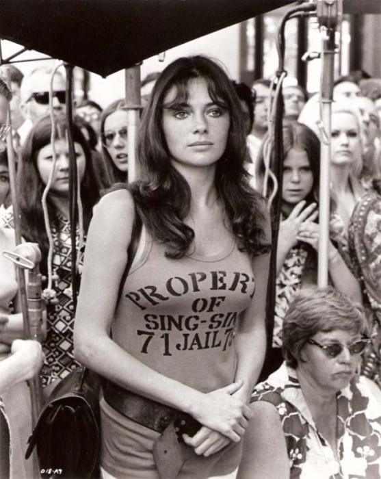 Жаклин Биссет, 60-е годы.