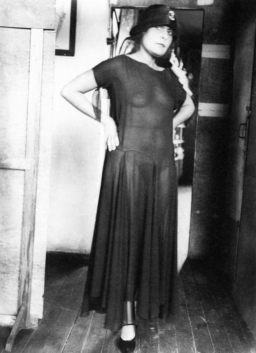 Лиля Брик, 1920-е годы.