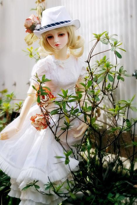 Наверняка о такой кукле мечтала каждая девочка.