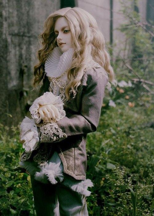 Необыкновенно красивые куклы.