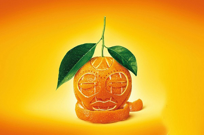 Апельсин из племени Оранж.