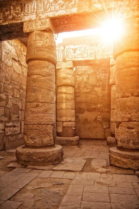 Храм Карнак. Луксор. Египет.