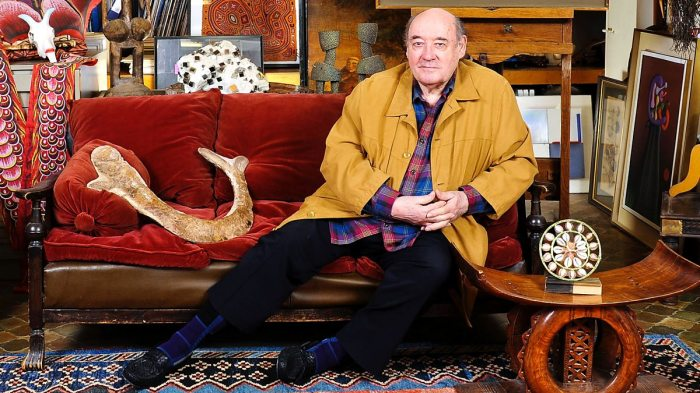 Дезмонд Моррис. \ Фото: bbc.co.uk.
