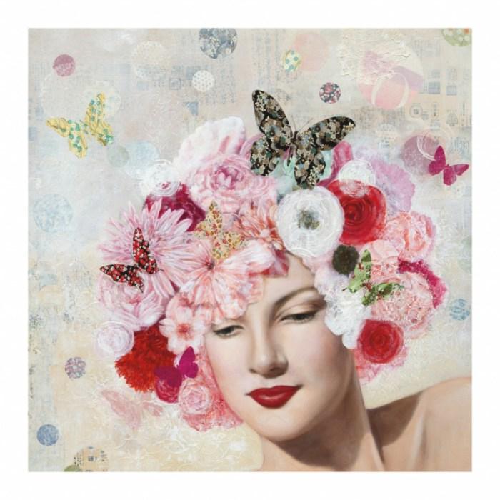 Летний цветок. Автор: Elise Remender.