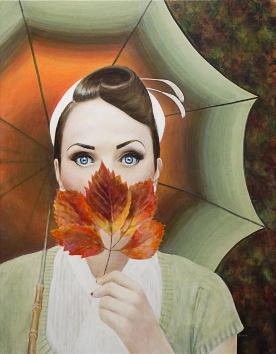 Осеняя элегантность. Автор: Elise Remender.
