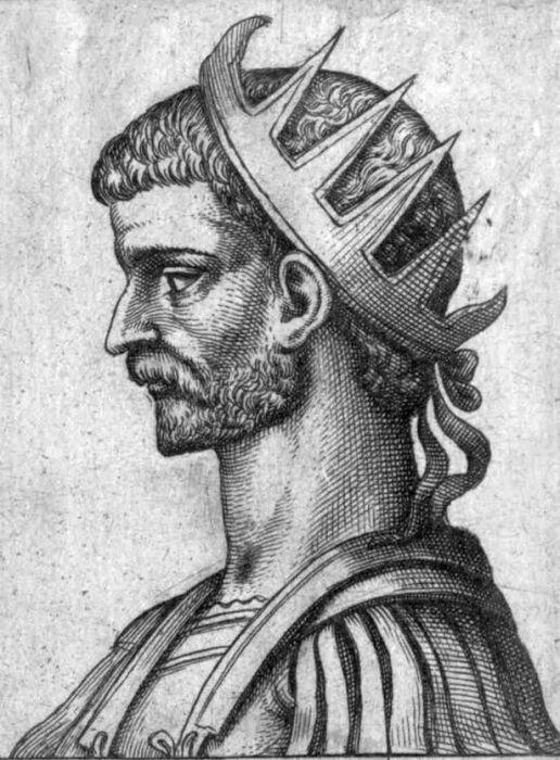 Великий император Аврелиан. \ Фото: twitter.com.