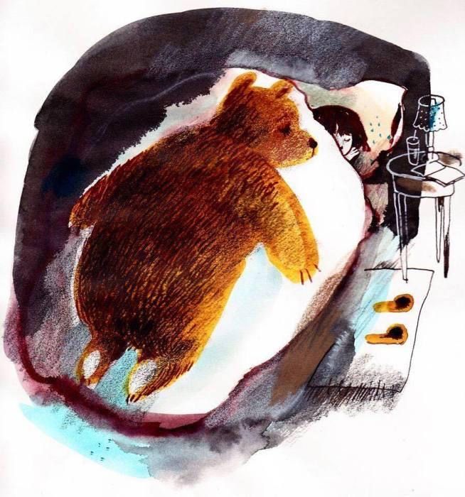 Маша и Медведь. Автор: Евгения Двоскина.