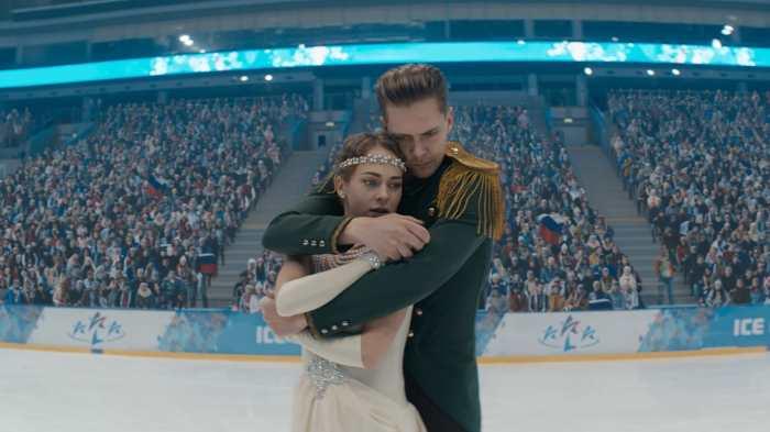 Кадр из фильма: Лёд. \ Фото: zmbaa.com.