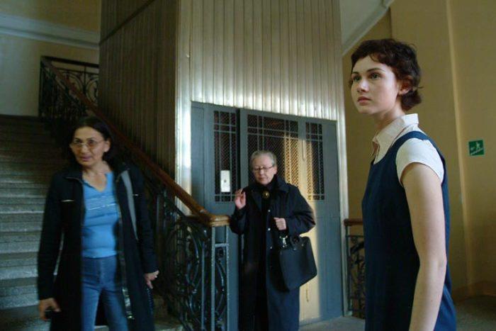 Кадр из фильма: Слушая тишину. \ Фото: kino-teatr.ua.