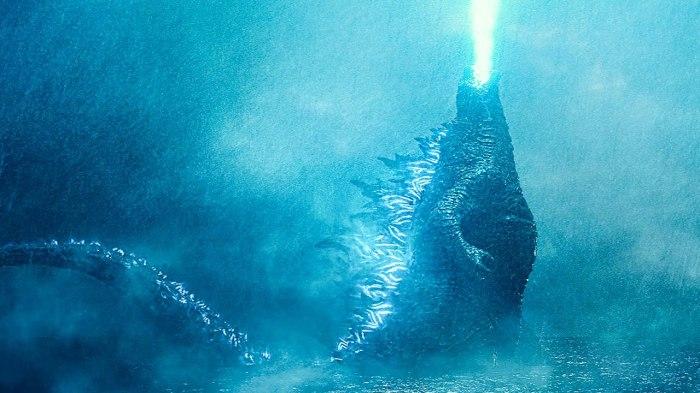 Кадр из фильма Годзилла: Король монстров.
