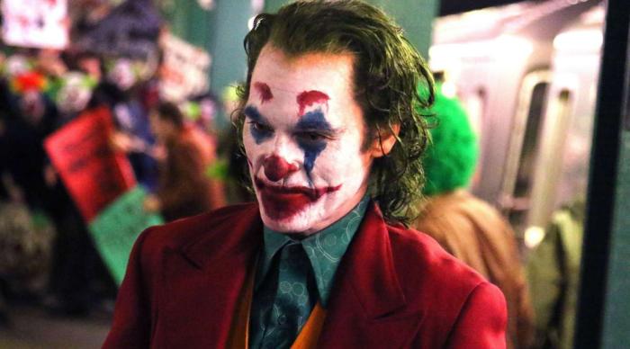 Кадр из фильма Джокер.