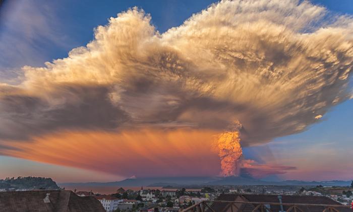 Вулканическое великолепие. Автор фото: Никколо Кантарутти.